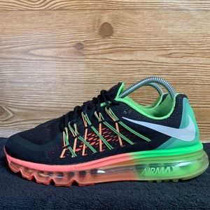 Nike Women's Air Max 2015 Hyper Punch Lime